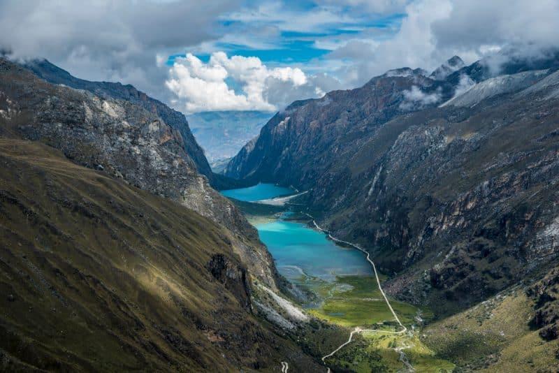 Lagune 69, Pérou