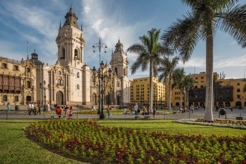 Lima, Pérou