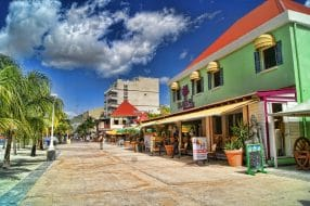 Loger à Saint Martin, Antilles