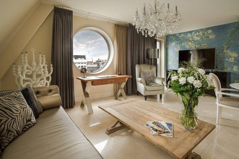 Hôtel Luxury Suites, Amsterdam