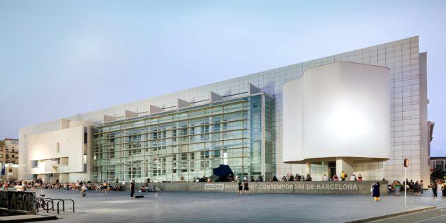 Visiter le musée d'art contemporain de Barcelone (MACBA) : billets, tarifs, horaires