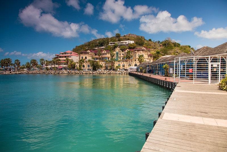 Marigot, Saint-Martin, Antilles