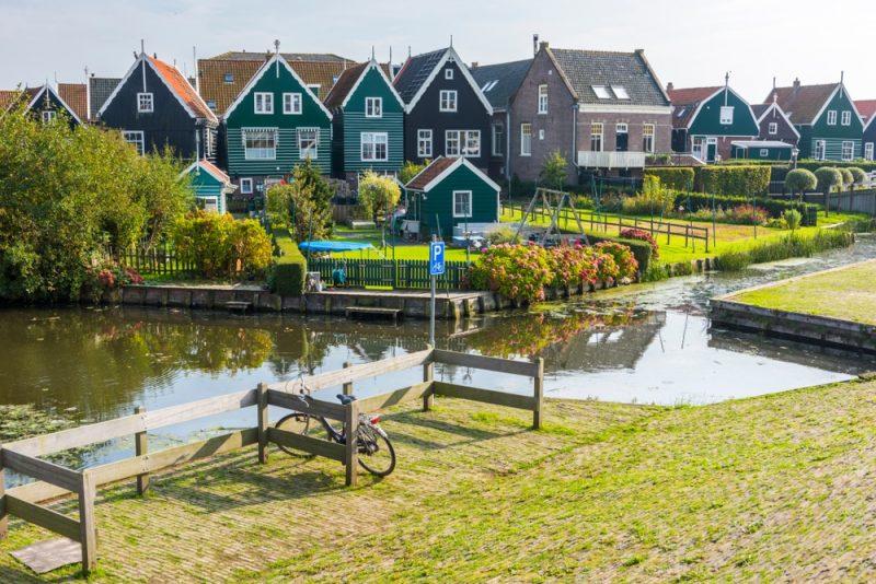 Île de Marken, Pays-Bas