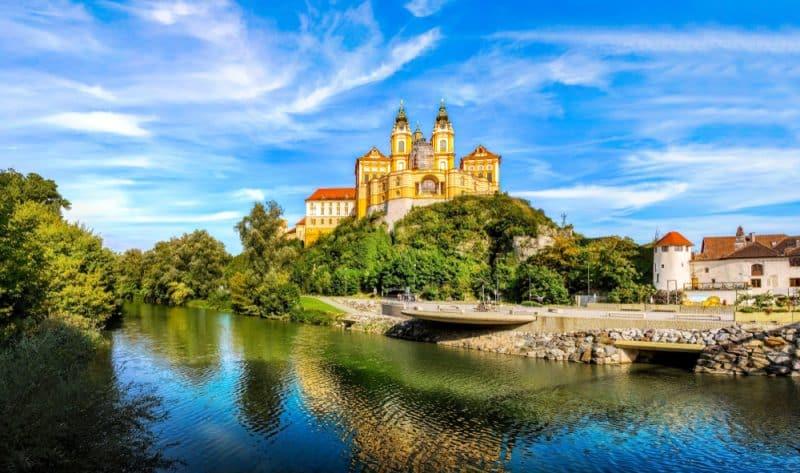 Abbaye de Melk, Autriche