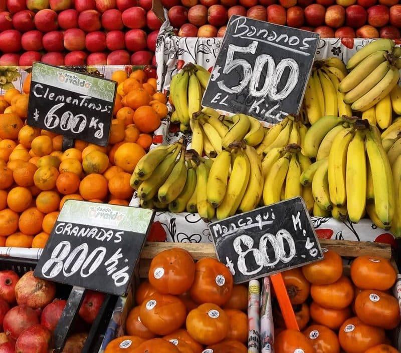 Marché Cardonal, Valparaiso