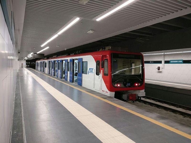 Metro Catane