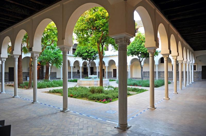 Monastère de Santa Clara, Séville