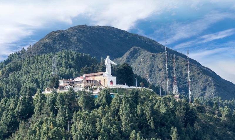 Monserrat, Bogotá