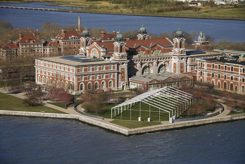 Musée de l'immigration, Jersey City