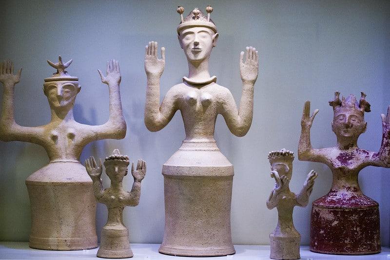 Musée archéologique d'Héraklion, Crète