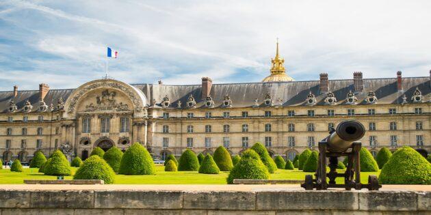 Visiter le Musée de l'Armée aux Invalides à Paris : billets, tarifs, horaires
