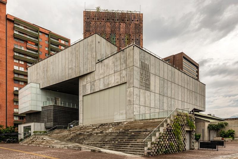 Musée d'art moderne, Medellin