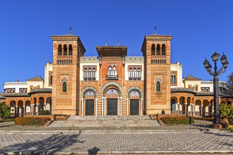 Musée des arts et des traditions, Séville