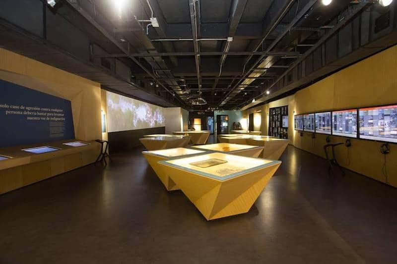 Musée de la mémoire, Medellin
