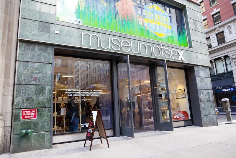 Museum Of Sex, New-York