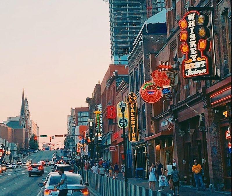 Music Row, Nashville