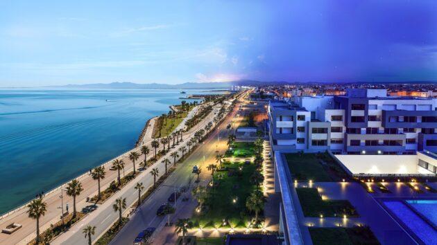 Comment aller à Nador depuis Almería en ferry ?
