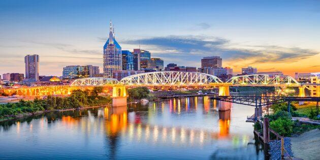 Dans quel quartier loger à Nashville ?