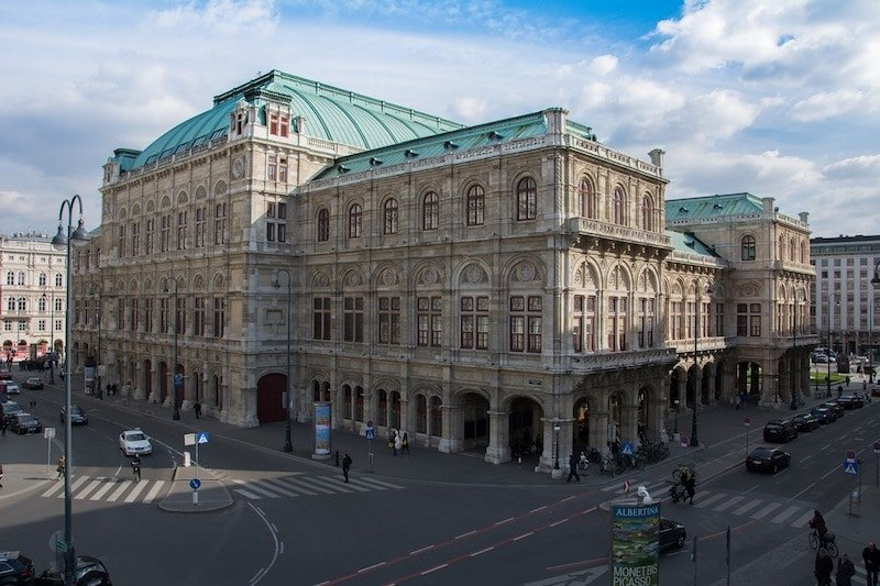 Opéra National, Vienne