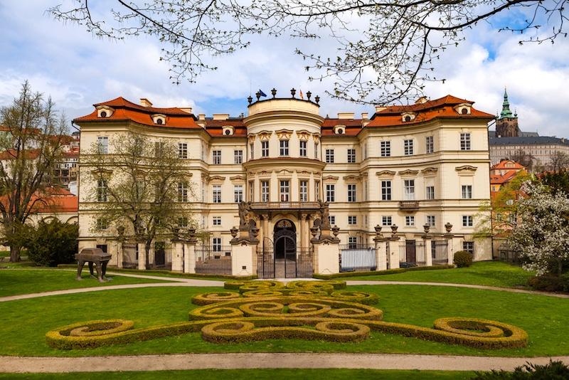 Palais Lobkowicz, Prague