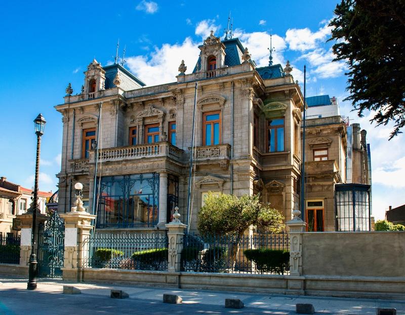 Palais Sara Braun, Punta Arenas