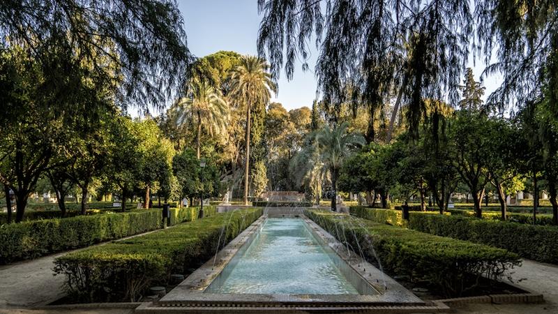 Parc de María Luisa, Séville
