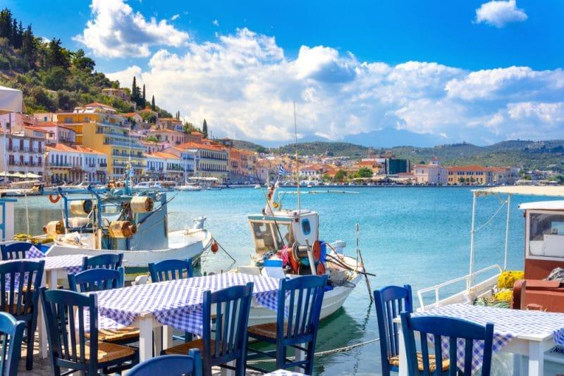 Péloponnèse, Grèce