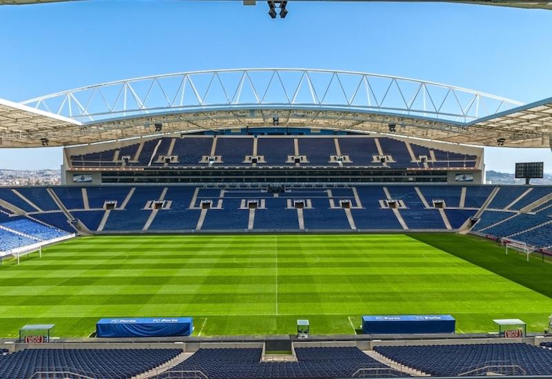 Stade du Dragon, Porto