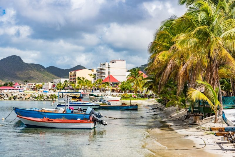 Philipsburg, Saint Martin