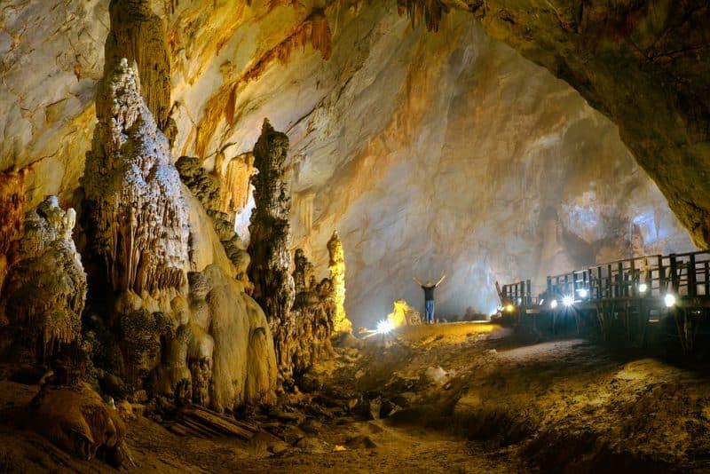 Grotte de Phong Nha, Vietnam