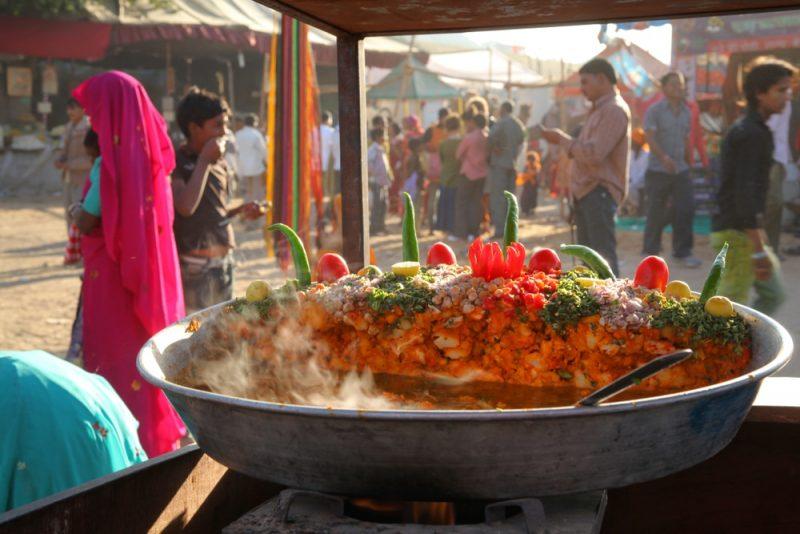 Cuisine et plats indiens, Rajasthan