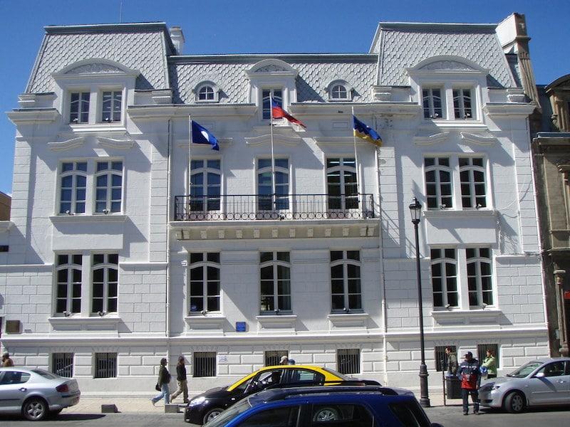 Résidence Blanchard, Punta Arenas