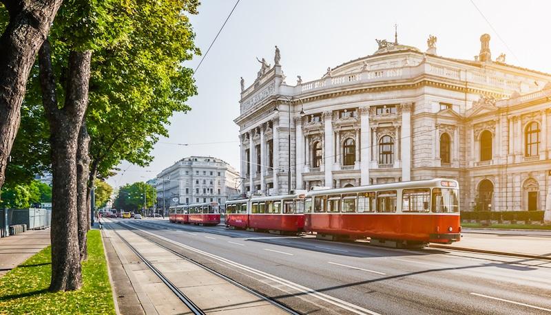 Ringstrasse, Vienne