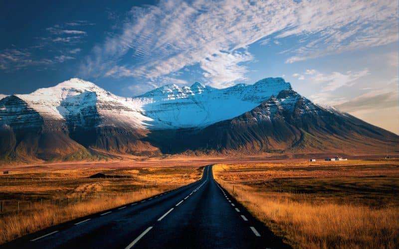 Route 1, Islande