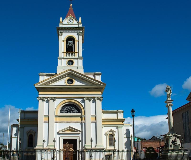 Cathédrale du Sacré Coeur, Punta Arenas