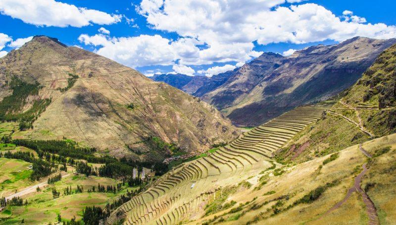 La vallée sacrée des Incas, Pérou