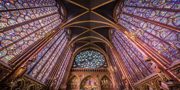 Visiter la Sainte-Chapelle à Paris:billets, tarifs, horaires