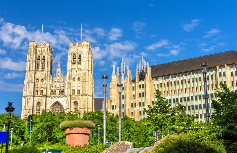 Cathédrale Saints-Michel-et-Gudule, Bruxelles