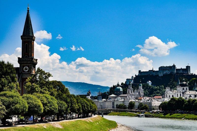 Visiter Salzbourg en Autriche