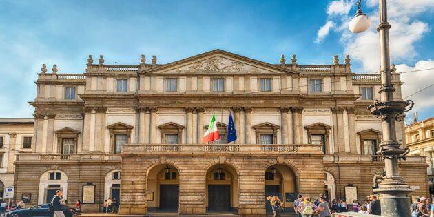 Visiter la Scala de Milan : billets, tarifs, horaires