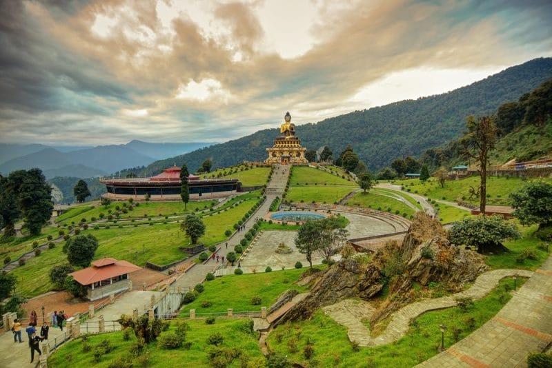 Visiter Sikkim, Inde