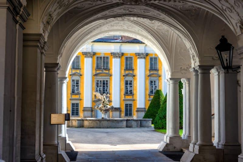 Abbaye de Saint Florian, Autriche