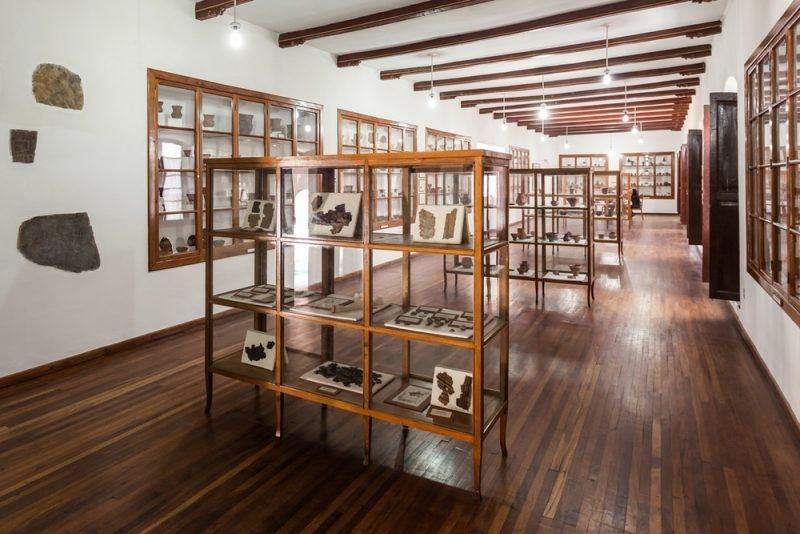 Musée à Sucre, Bolivie