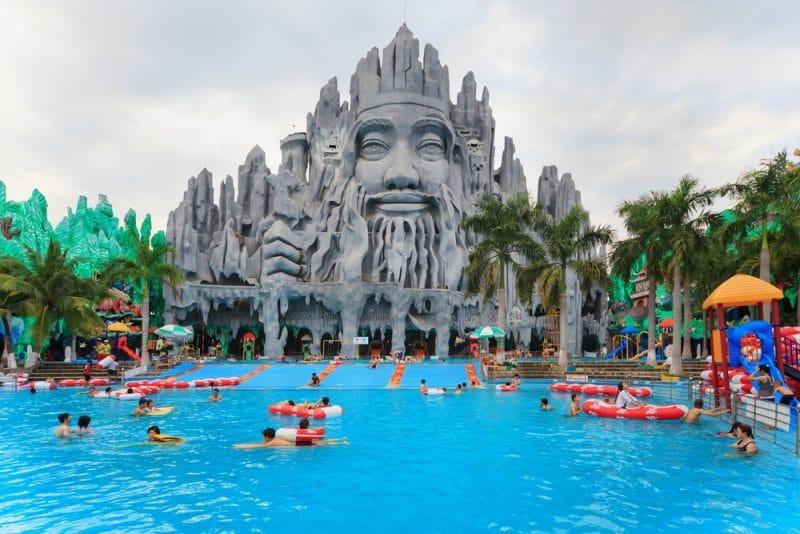 Parc d'attractions Suối Tiên, Vietnam