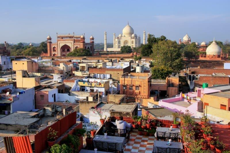Kaserat Bazar, Taj Ganj, Agra