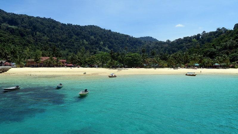 Île de Tioman, Malaisie