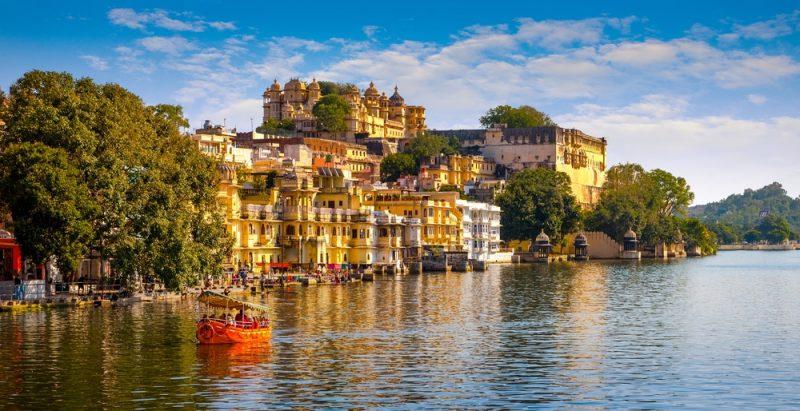 Visiter Udaipur et le Rajasthan en Inde