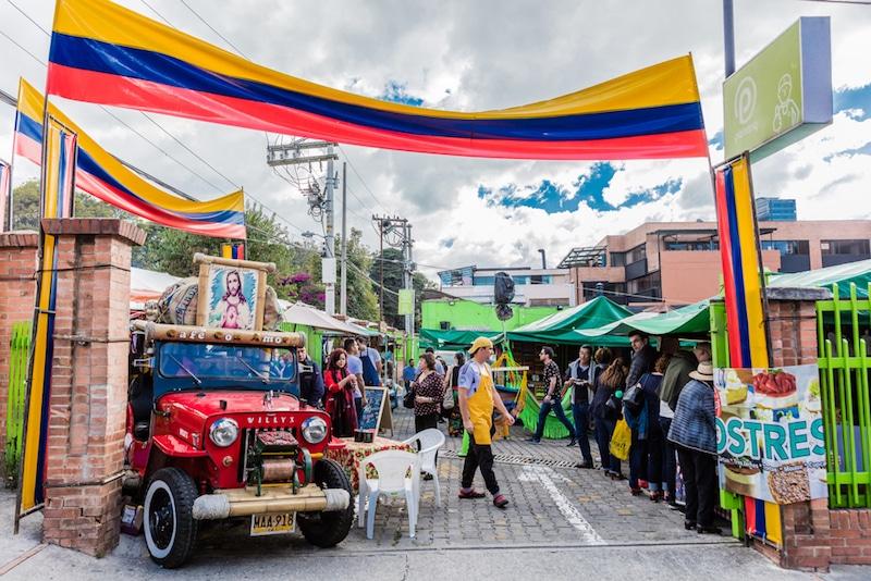 Usaquen, Bogotá