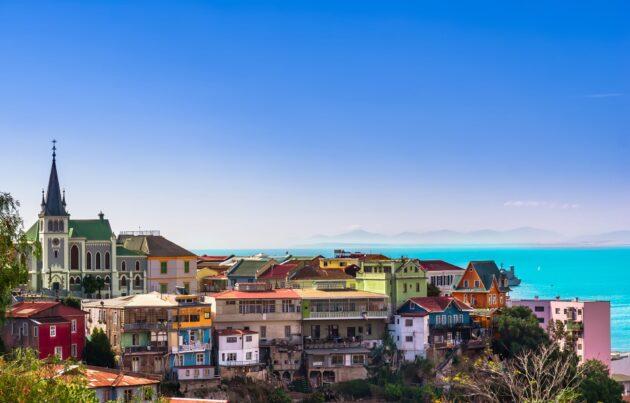 Dans quel quartier loger à Valparaíso ?