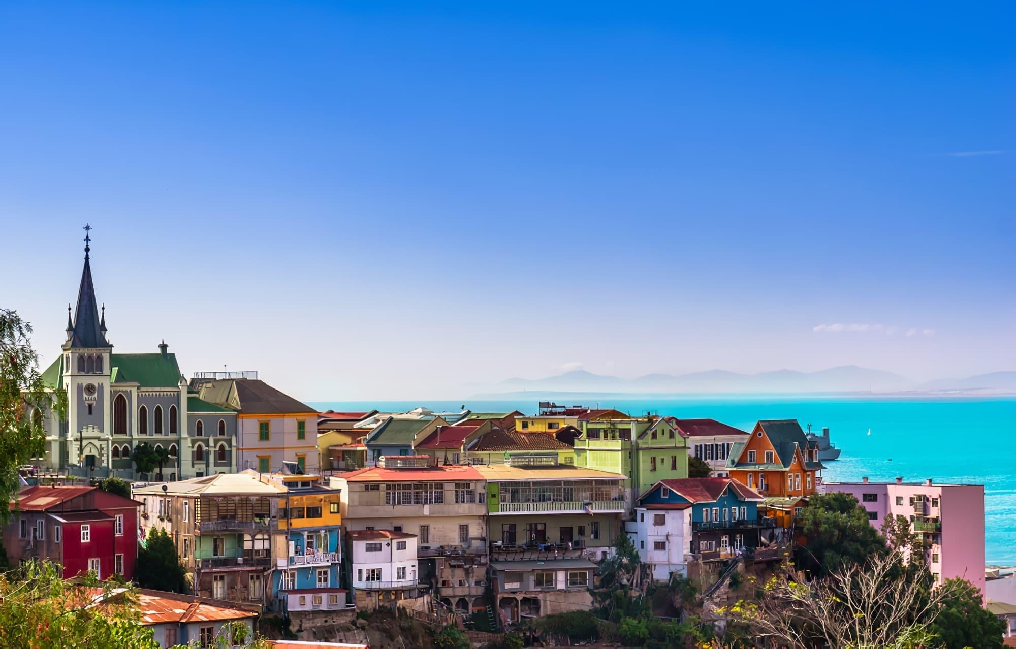Loger à Valparaiso